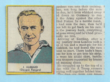 Glasgow Rangers Johnny Hubbard South Africa 1955